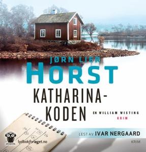 Katharina-koden (lydbok) av Jørn Lier Horst