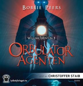 Orbulatoragenten (lydbok) av Bobbie Peers