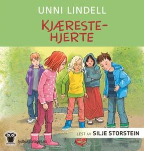 Kjærestehjerte (lydbok) av Unni Lindell