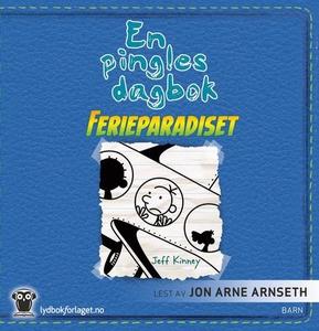 Ferieparadiset (lydbok) av Jeff Kinney