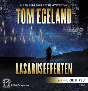 Lasaruseffekten (lydbok) av Tom Egeland