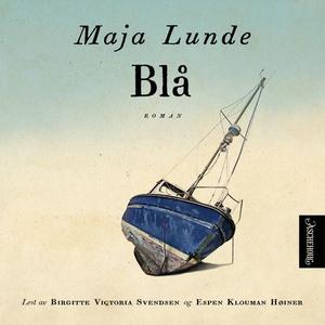 Blå (lydbok) av Maja Lunde