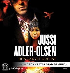 Hun takket gudene (lydbok) av Jussi Adler-Ols