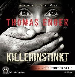 Killerinstinkt (lydbok) av Thomas Enger