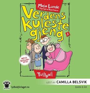 Tullball (lydbok) av Maja Lunde