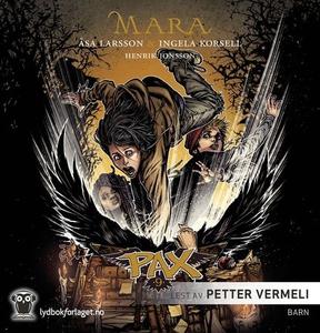 Mara (lydbok) av Åsa Larsson, Ingela Korsell