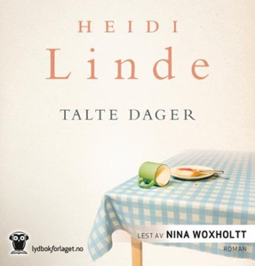 Talte dager (lydbok) av Heidi Linde