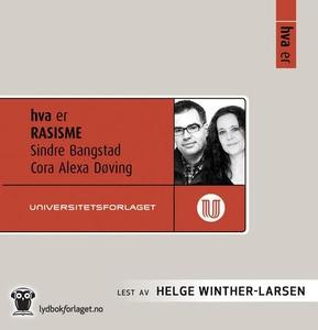 Hva er rasisme (lydbok) av Sindre Bangstad