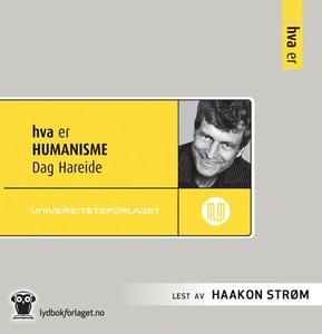 Hva er humanisme (lydbok) av Dag Hareide