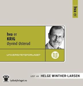 Hva er krig (lydbok) av Øyvind Østerud