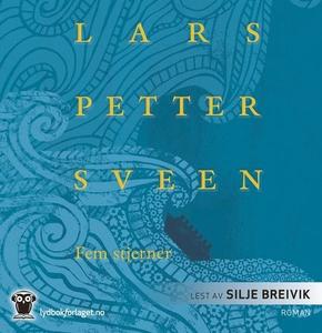 Fem stjerner (lydbok) av Lars Petter Sveen
