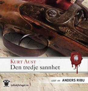 Den tredje sannhet (lydbok) av Kurt Aust