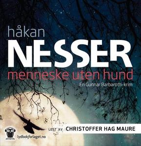 Menneske uten hund (lydbok) av Håkan Nesser