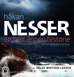 En helt annen historie (lydbok) av Håkan Ness