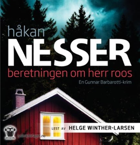 Beretningen om herr Roos (lydbok) av Håkan Ne
