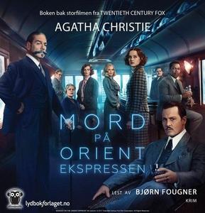 Mord på Orientekspressen (lydbok) av Agatha C
