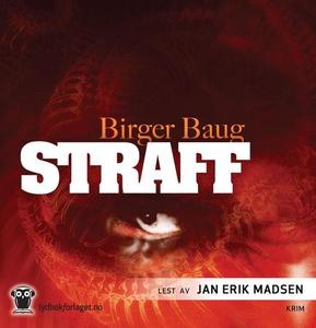 Straff (lydbok) av Birger Baug