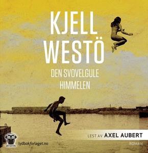 Den svovelgule himmelen (lydbok) av Kjell Wes
