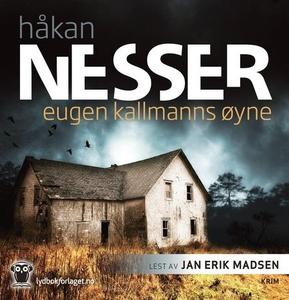 Eugen Kallmanns øyne (lydbok) av Håkan Nesser