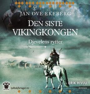 Djevelens rytter (lydbok) av Jan Ove Ekeberg