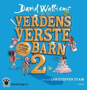 Verdens verste barn 2 (lydbok) av David Walli