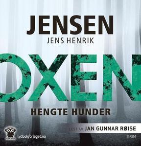 Hengte hunder (lydbok) av Jens Henrik Jensen