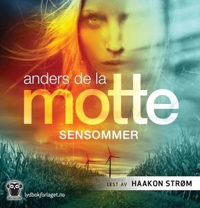 Sensommer (lydbok) av Anders De la Motte