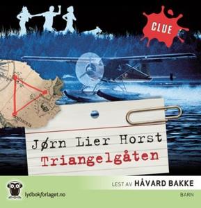 Triangelgåten (lydbok) av Jørn Lier Horst