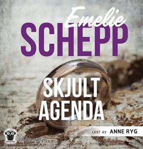 Skjult agenda (lydbok) av Emelie Schepp