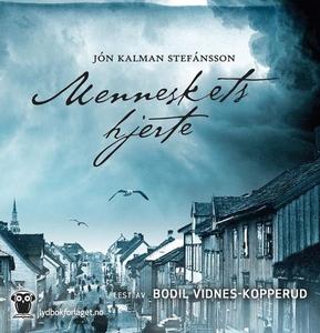 Menneskets hjerte (lydbok) av Jón Kalman Stef