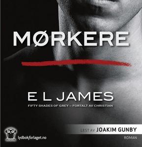Mørkere (lydbok) av E.L. James