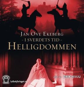Helligdommen (lydbok) av Jan Ove Ekeberg