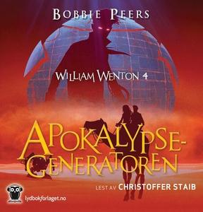 Apokalypsegeneratoren (lydbok) av Bobbie Peer