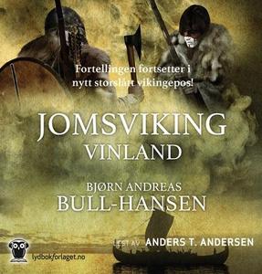 Vinland (lydbok) av Bjørn Andreas Bull-Hansen