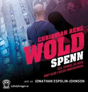 Spenn (lydbok) av Christian René Wold