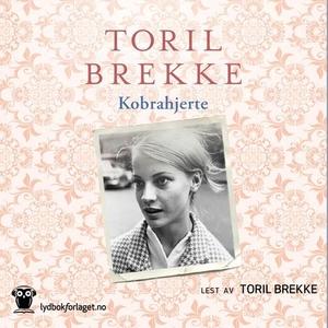 Kobrahjerte (lydbok) av Toril Brekke