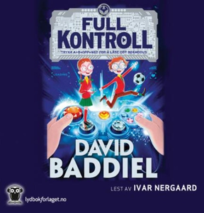 Full kontroll (lydbok) av David Baddiel