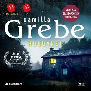 Husdyret (lydbok) av Camilla Grebe