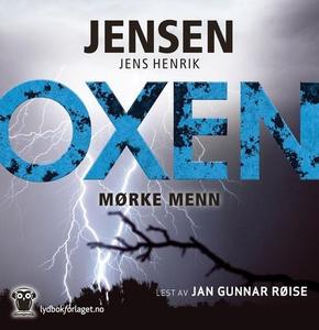 Mørke menn (lydbok) av Jens Henrik Jensen