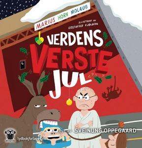 Verdens verste jul (lydbok) av Marius Horn Mo