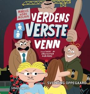 Verdens verste venn (lydbok) av Marius Horn M