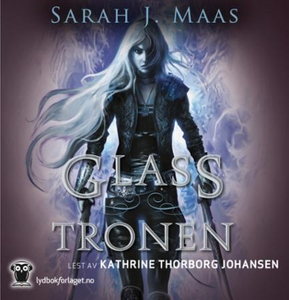 Glasstronen (lydbok) av Sarah J. Maas