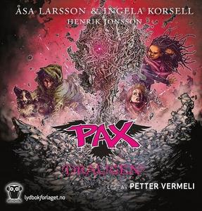 Draugen (lydbok) av Åsa Larsson, Ingela Korse