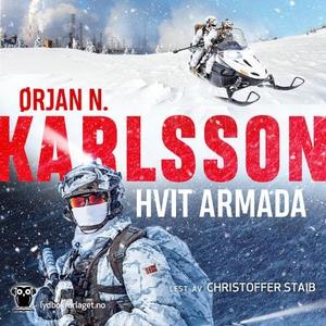 Hvit armada (lydbok) av Ørjan N. Karlsson