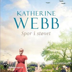 Spor i støvet (lydbok) av Katherine Webb