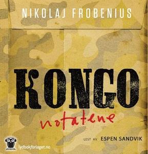 Kongonotatene (lydbok) av Nikolaj Frobenius