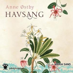 Havsang (lydbok) av Anne Østby