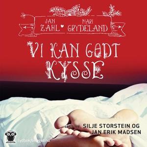 Vi kan godt kysse (lydbok) av Mari Grydeland,
