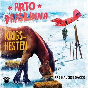 Krigshesten (lydbok) av Arto Paasilinna