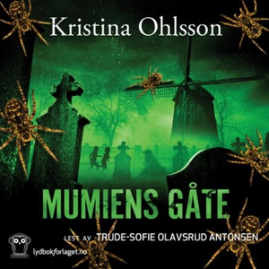 Mumiens gåte (lydbok) av Kristina Ohlsson